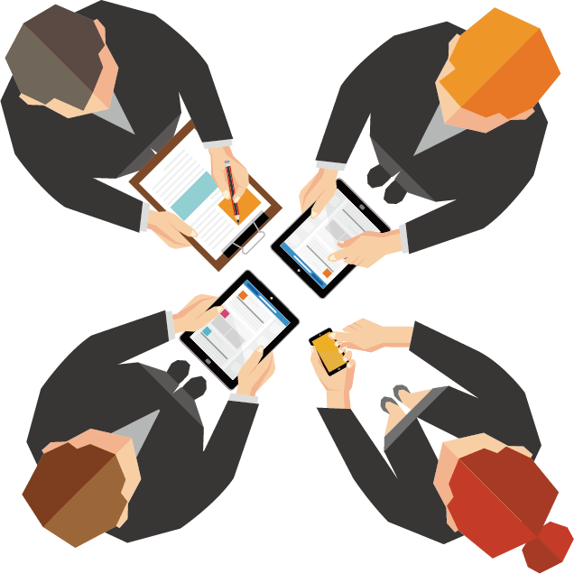 Ihr Kompass fuer den Weg zum modernen Arbeitsplatz